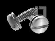 ISO 10510-1999 开槽盘头自攻螺钉和平垫组合C型