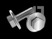 ISO 10644-2009 六角头螺栓和大平垫圈组合(ISO 4017)