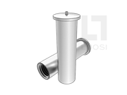 ISO 13918-1998 电弧螺柱焊用焊接螺母柱(IT型内螺纹螺柱)