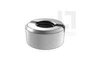 DIN 546-1986 开槽圆螺母