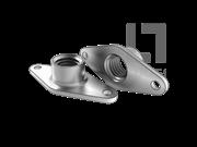 GB/T 930-1988 A型双耳托板自锁螺母