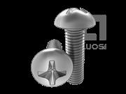 ISO 7045-1994 十字槽盘头螺钉(H型槽)
