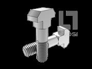 DIN 186-1988 T型方颈螺栓