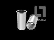 QIB/IND RPS 小头圆柱碳钢铆螺母