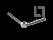 DIN 80701-1991 羊角螺母