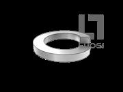 DIN 127B-1987 弹簧垫圈(B型)