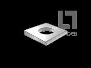 DIN 434-1990 方斜垫圈