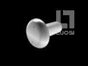DS 51404-1981 米制盘头铆钉