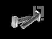 T形槽螺栓