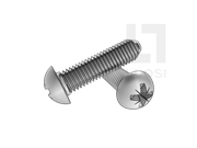 DIN 7500C-2000 米字槽盘头三角锁紧螺钉(Z型)