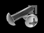DIN 7516A-1995 十字槽盘头切削螺纹螺钉(H型)