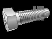 MIL B87114/4-1983 十字槽带柱六角头螺栓