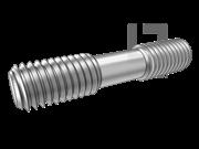 NB/T 47027-2012 压力容器法兰用等长双头螺柱(B型)