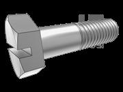 六角头开槽螺栓(M2.5~M3)