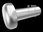 BS 275-5-1927 盘头锥形颈铆钉 表5