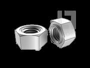 DIN 929-2000 六角焊接螺母