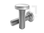 IFI 148-4-2002 UR型平圆头环形下承接面焊接螺钉表 4