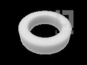 尼龙嵌件六角锁紧螺母尼龙圈