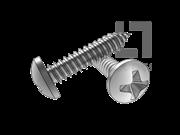H型十字槽盘头自攻螺钉C型