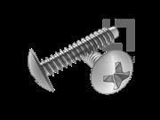 H型十字槽扁圆头自攻螺钉F型