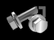 Q 141-1999 六角螺栓和锥形弹性垫圈组合