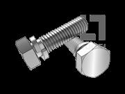 Q 142-1999 六角头螺栓和弹垫组合