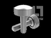 GB/T 840-1988 塑料滚花头螺钉(A型)