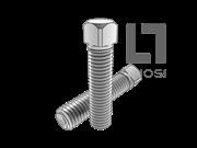 GB/T 84-1988 方头凹端紧定螺钉