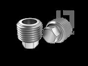 DIN 909-1992 六角头螺塞(d≥20mm)