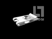 Q 397-1999 A型簧片螺母