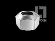 GB/T 6185.1-2016 2型全金属六角锁紧螺母