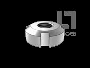 GB/T 812-1988 圆螺母(d≤M100)