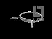 Q 671B-1999 钢丝型弹性环箍