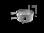 Q 673B-1999 钢带型弹性环箍