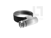 Q 675-1999 A型蜗杆传动式软管环箍