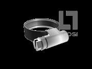 QC/T 620-1999 A型蜗杆传动式软管环箍