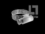 Q 676B-1999 C型蜗杆传动式软管环箍