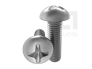 KS B1023-2001 十字槽盘头螺钉(H型槽)