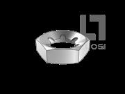 GB/T 805-1988 扣紧螺母