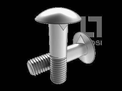GB 15 大半圓頭帶榫螺栓