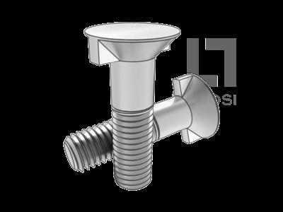 GB 800 沉頭雙榫螺栓