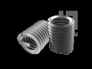 GJB 119.1A-2001 普通型有折断槽钢丝细牙螺套