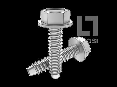GB 16824.1 六角凸緣自攻螺釘F型
