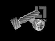 GB/T 6564.1-2014 滚花梅花槽圆柱头自挤螺钉
