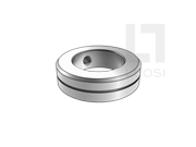 GB/T 885-1986 带锁圈的螺钉锁紧挡圈(d≤30mm)