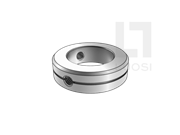 GB/T 885-1986 带锁圈的螺钉锁紧挡圈(d>30mm)