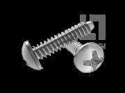 GB/T 845-1985 十字槽盘头自攻螺钉F型