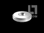 GB/T 891-1986 螺钉紧固轴端挡圈