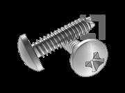 GB/T 13806.2-1992 十字槽盘头割尾自攻钉 刮削端(A型)