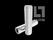 GB/T 120.2-2000 淬硬钢和马氏体不锈钢内螺纹圆柱销(B型)